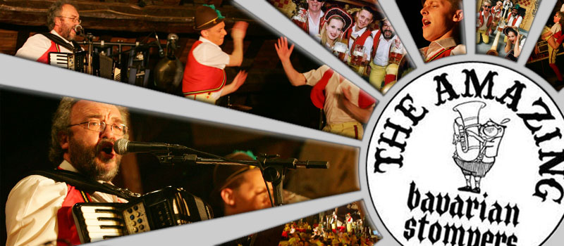 German oompah band The Bavarian Stompers